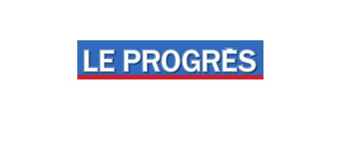 Le progrès: journal régional français