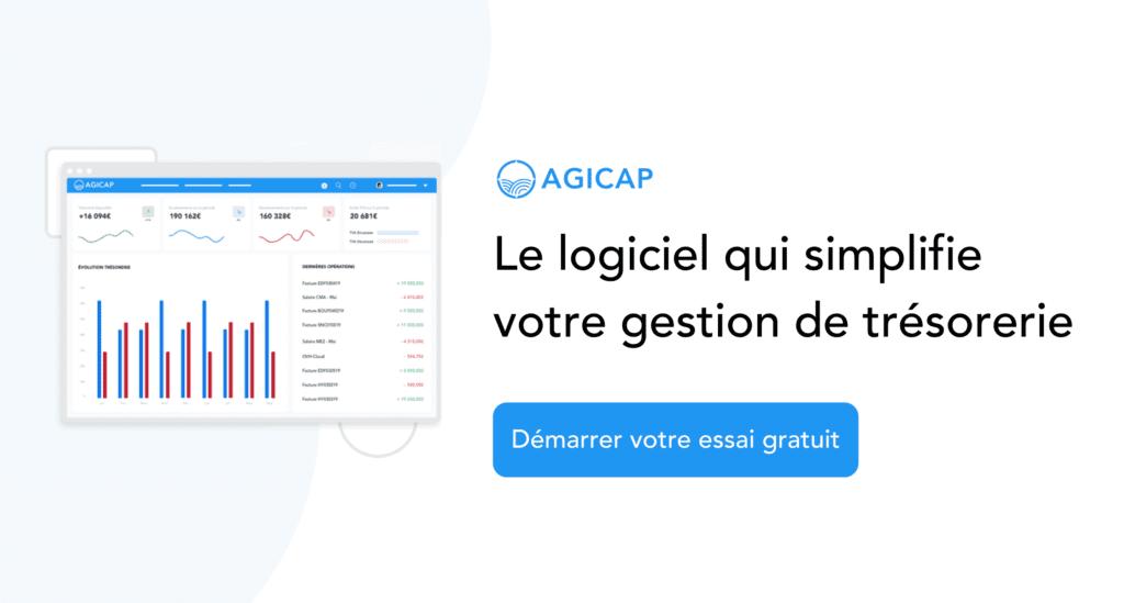 Agicap, le logiciel pour la gestion de trésorerie